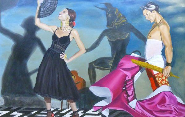 Ariadna y el Torerotauro