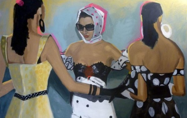 Trio flamencas